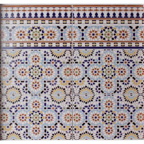 Marokkanische Fliesen  Der Einrichtungstrend Für Die