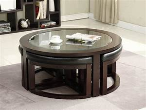 circle coffee table with seats coffee table design ideas With circle coffee table with seats