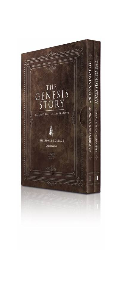Dvd Genesis Hillsdale Offer Box Course College
