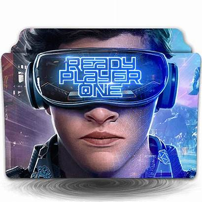 Player Ready Icon Folder Movie Designbust Icons
