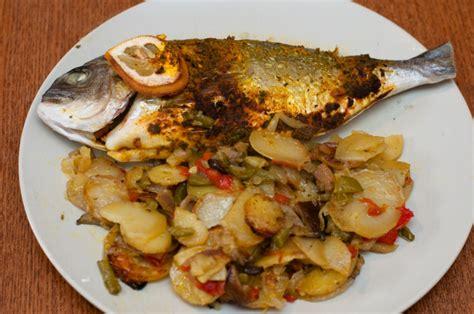 cuisiner une dorade dorade et ses pommes de terre recettes cookeo