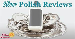 Silver Polish  U0026 Cleaner Reviews  Which Products Work Best