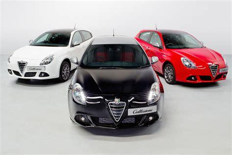 Alfa Romeo Giulietta Collezione Limited Edition