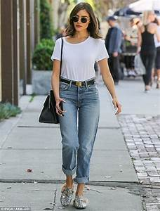 Olivia Culpo is the classic girl-next-door while out in LA - WSTale.com