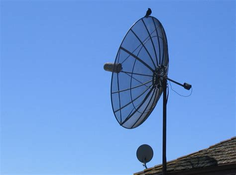cuisine satellite ht how would i modify a satellite dish to transmit and