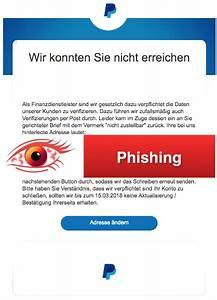 Was Ist Meine Paypal Adresse : paypal phishing aktuell diese e mails sind betrug spam bersicht ~ Buech-reservation.com Haus und Dekorationen