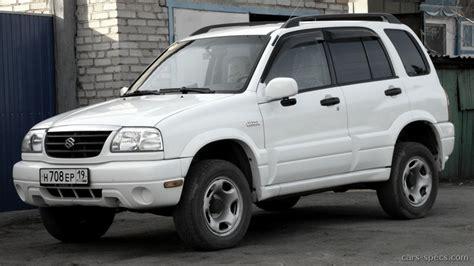 Suzuki Grand Vitara 1999 by 1999 Suzuki Grand Vitara Suv Specifications Pictures Prices