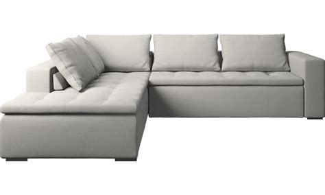 Bo Concept Sofa by Sofas With Open End Mezzo Corner Sofa With Lounging Unit