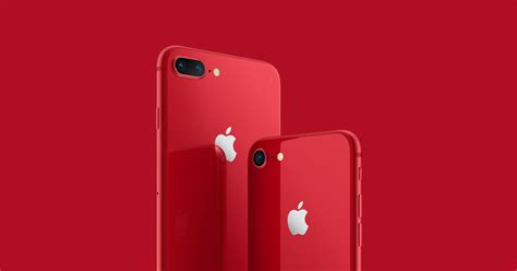productred iphone special edition apple