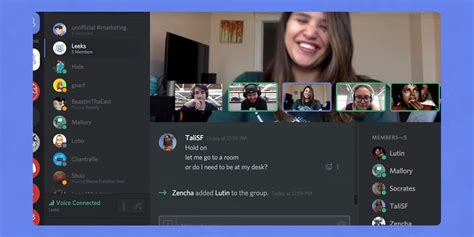 Gaming focused voice and video chat service Discord ...