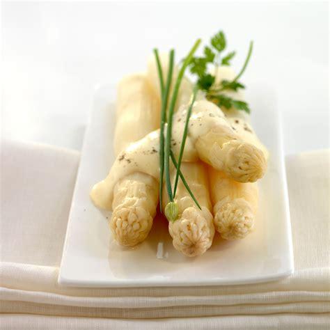 cuisiner asperge comment cuisiner les asperges blanches