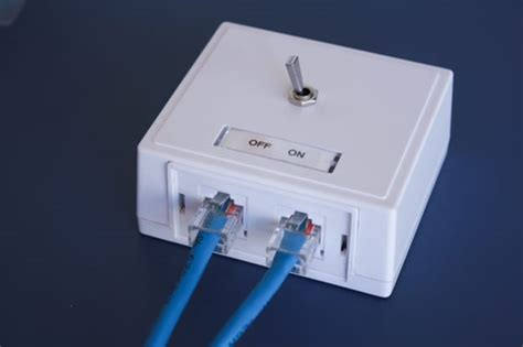 build   instant emergency internet kill switch