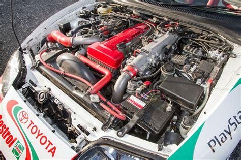 motor de toyota toyota subasta un supra con 370 cv y un raro picnic turbo