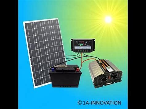 solaranlage selber bauen fotovoltaikanlagen selber bauen solarstrom f 252 r garten haus und hobby