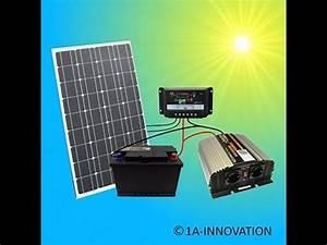 Photovoltaikanlage Selber Bauen : fotovoltaikanlagen selber bauen solarstrom f r garten haus und hobby youtube ~ Whattoseeinmadrid.com Haus und Dekorationen