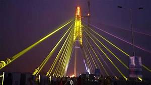 Delhi's Signature Bridge, twice the size of Qutub Minar ...