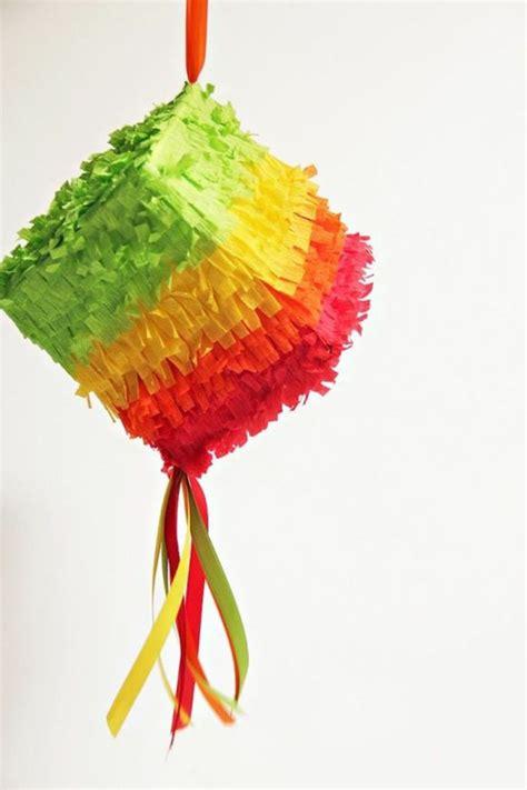 pinata selber machen ohne luftballon 1001 ideen wie sie eine coole pinata basteln k 246 nnen bj 246 rnsgeb pinata basteln piniata