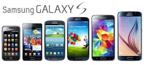 history of the samsung galaxy s series infographic fortress of solitude