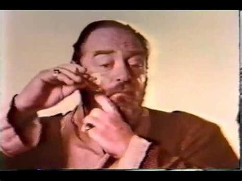 vintage sebastian cabot hot shaving cream shaver commercial youtube