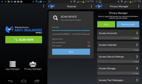 malwarebytes android malwarebytes now protects your android devices