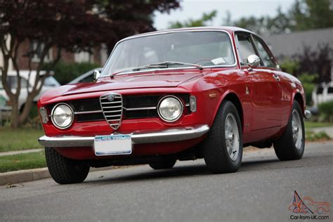 Alfa Romeo 1969 by 1969 Alfa Romeo Stepnose Gt Junior Beautifully Restored Car