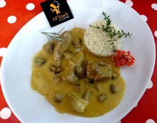recette de cuisine blanquette de veau blanquette de veau recette aftouch cuisine