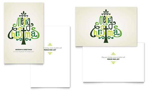 greeting card template page contemporary christian greeting card template design