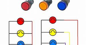 Distribution Board Lights Indicator Wiring Diagram For