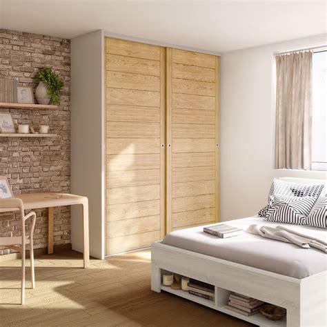 placard de chambre en bois porte de chambre leroy merlin incroyable portes