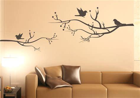 items similar to bird wall decal singing birds nature