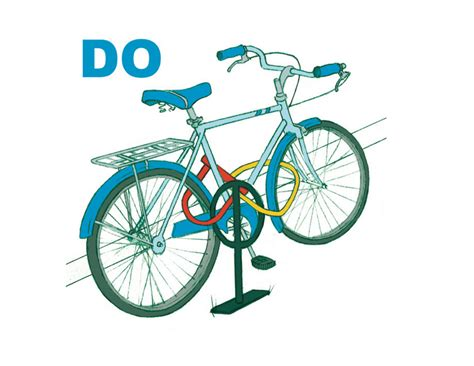 wrong ways  lock  bike momentum mag