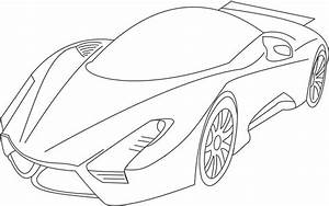 bugatti veyron super fast car at coloring pages book for With acura super sport