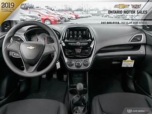 2019 Chevrolet Spark Ls Manual Manual Transmission    Rear