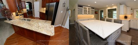 Vs Granite by Granite Vs Quartz Price Answers To A Common Confusion