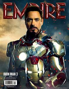 New Iron Man 3 Posters And Empire Magazine Covers