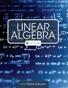 Linear Algebra  Ebook Rental