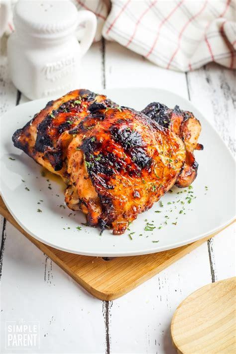 fryer chicken air thighs recipe easiest simple parent