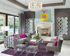 kandi burruss living room Living Room