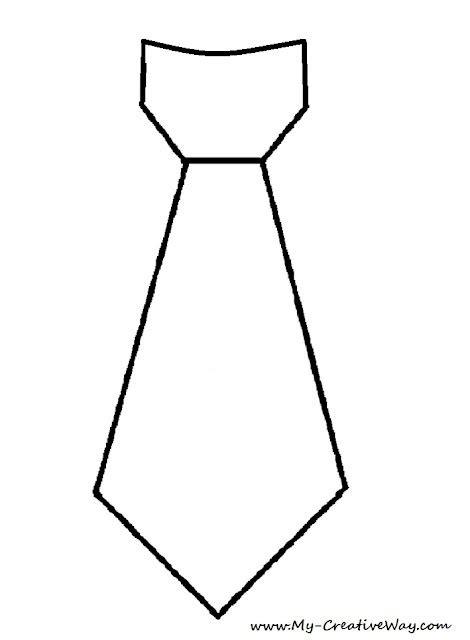 Tie Template | Baby showers | Pinterest | Design, Ties and