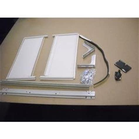 amazoncom carrier fv air conditioner window mounting kit home improvement