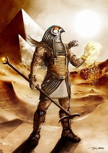 Egyptian Mythology Reexamined: The Gods   The Lone Girl in ...