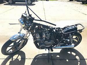 1980 Kawasaki Kz1000 Ltd Restored Muscle Bike Wiring Diagram