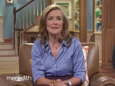 Meredith Vieira On Her New Show And Her Home On Cape Cod