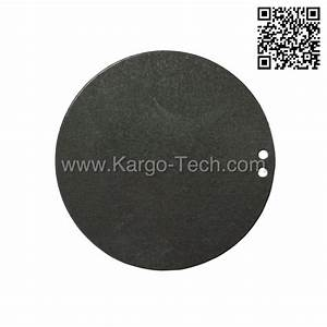 Circle Metal Mounting Plate Replacement For Trimble Ez