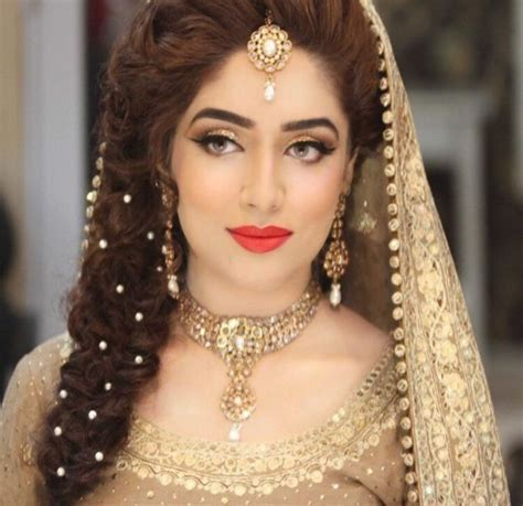 Indian/Pakistani Bridal Makeup and Hairstyling Sydney
