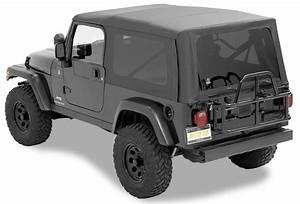 Bestop 5472135 Supertop NX Soft Top with Tinted Windows ...