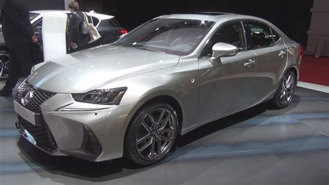 lexus    sport executive  exterior