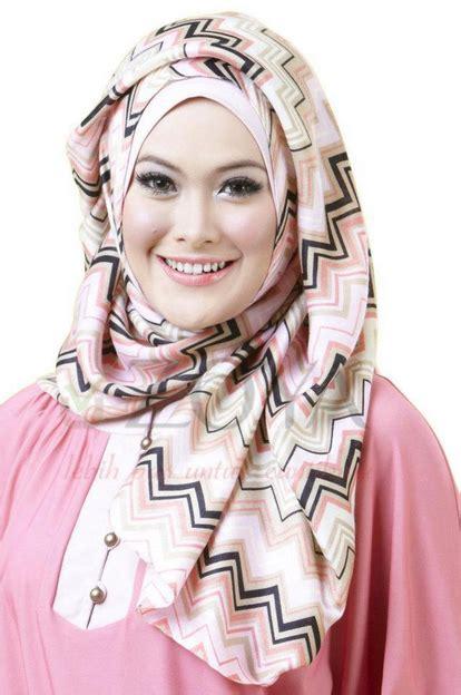 model hijab modern terbaru   muslimah modis