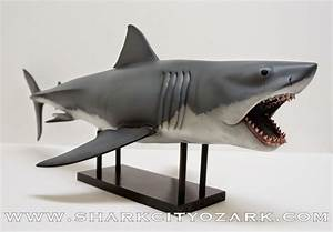 New: A 25-Inch Jaws 3 Collectible Shark from Shark City Ozark!