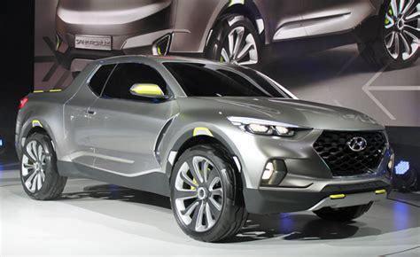 Hyundai Santa Cruz Concept Is A True Compact Pickup